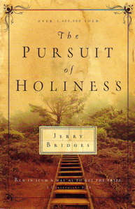 The pursuit of Holiness book